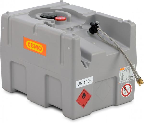 Cemo DT-Mobil Easy 200 Liter Generatortank – Klappdeckel als Zubehör verfügbar