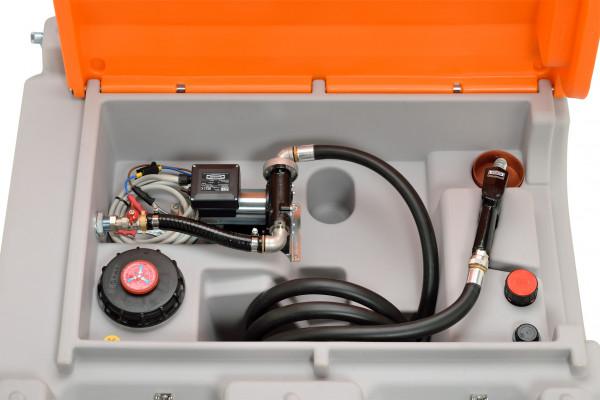 DT-Mobil Easy 980 Basic Ausstattung mit Elektropumpe – Abb. ähnlich
