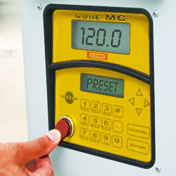 Display Diesel-Zapfsäule 100 / 70 MC