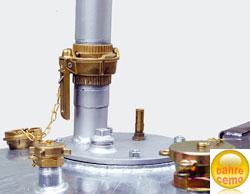GS-MOBIL-Be- und Entlüftungsrohr