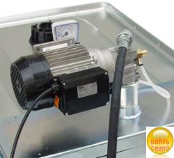 Elektropumpe 230 V für Kompaktanlage ECO